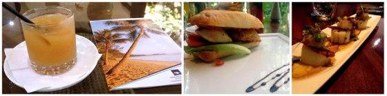 Food at Kewarra Beach Resort